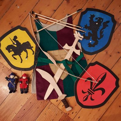 birch-bear-childs-play-swords-shield-wooden-toys-bow-and-arrow-knights-childs-play-imaginative-play