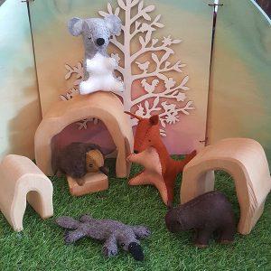Birch-Bear-Creatures-Australian-Animals