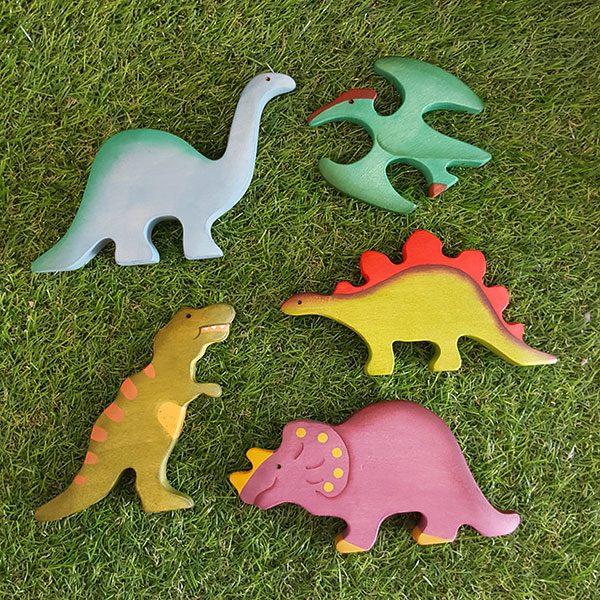 Birch-Bear-Creatures-Wooden-Dinosaur-set