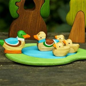 Birch-Bear-Creatures-Wooden-Duck-set