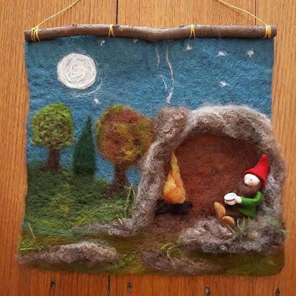 Birch-Bear-Special-editions-Felt Gnomes Cave