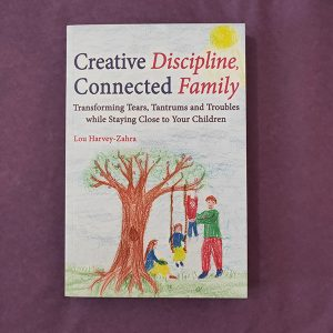 Books Creative Discipline, Connected Families