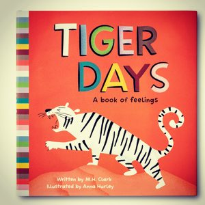 Books Tiger Days