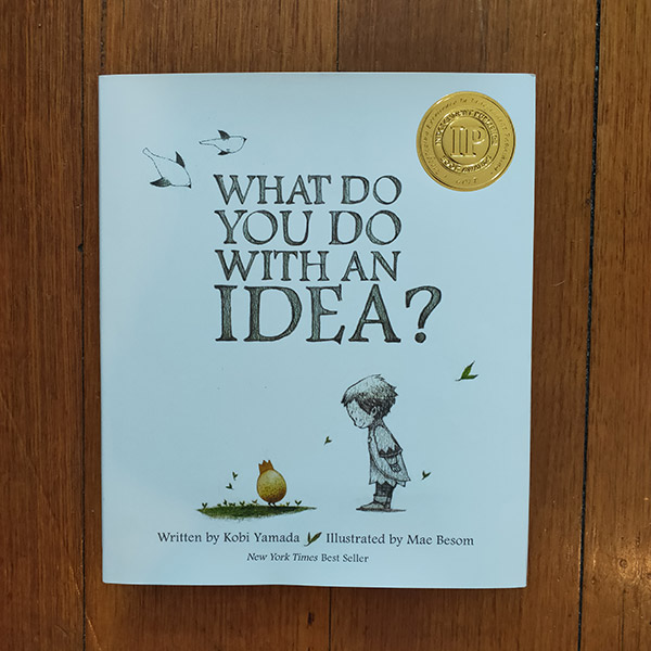 Books What do you do with an idea
