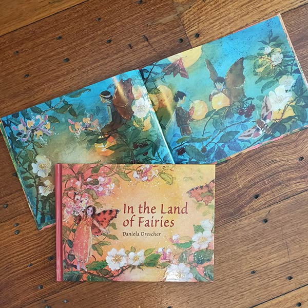 Books in the land of fairies