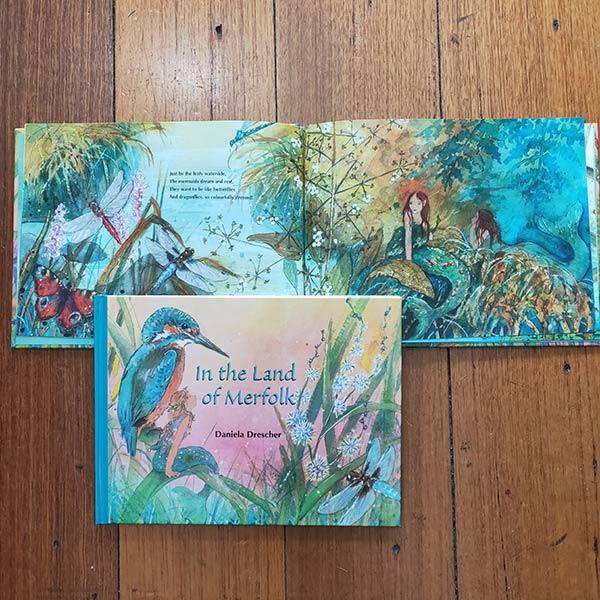 Books in the land of merfolk