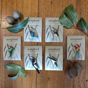 Explore Songbird Necklace
