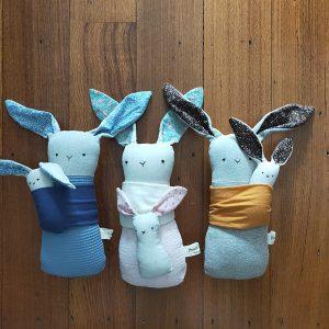 Play Creatures Snuggle Bunnies